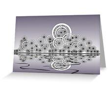 Mechanical Spirits Greeting Card