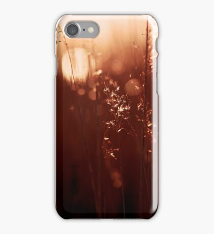 Stories Of Sunsets iPhone Case/Skin