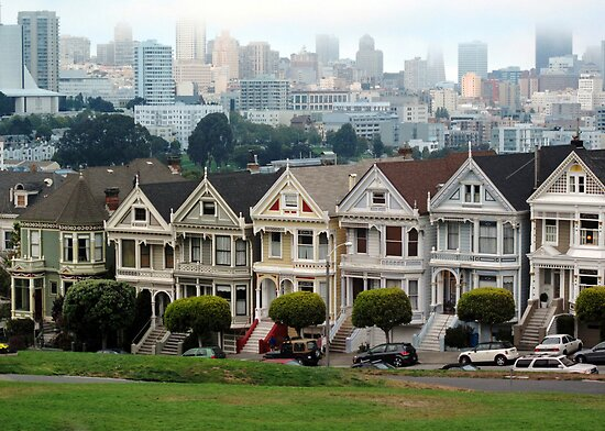 Painted Ladies © by Ethna Gillespie