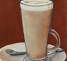 Cappuccino by Anastasiya Malakhova