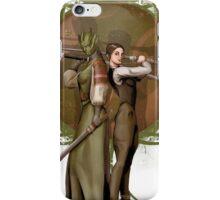 Madama Vastra and Jenny Flint iPhone Case/Skin