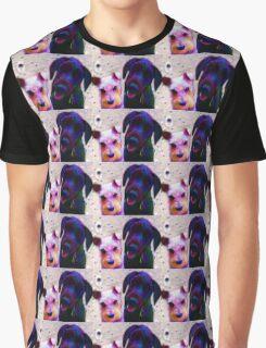 Mia & Eviticus  Graphic T-Shirt