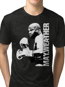 Mayweather Champ Tri-blend T-Shirt