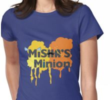 Misha's minion - 02 Womens Fitted T-Shirt