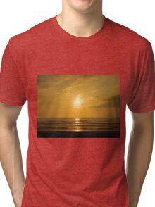 Chilean Sunset Tri-blend T-Shirt