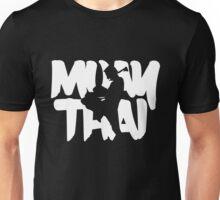 Muay Thai Unisex T-Shirt
