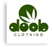DoobClothing Canvas Print