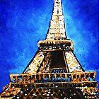 Eiffel Tower by Anastasiya Malakhova