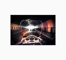 Speeding through the tunnel Unisex T-Shirt