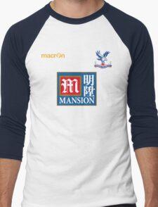 Premier League football - Crystal Palace F.C. Men's Baseball ¾ T-Shirt