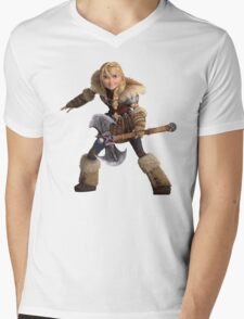 How to Train Your Dragon 10 Mens V-Neck T-Shirt
