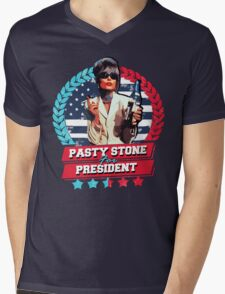 pasty for president Mens V-Neck T-Shirt