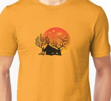 Sunset House Unisex T-Shirt
