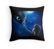 How to Train Your Dragon 11 Throw Pillow