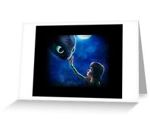 How to Train Your Dragon 11 Greeting Card