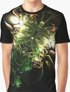 Shine - Abstract Fractal Artwork Graphic T-Shirt