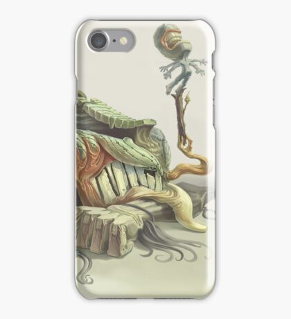 Everyone Gets Bored iPhone Case/Skin