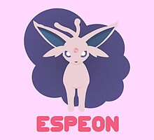 ESPEON by WillOrcas