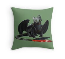 How to Train Your Dragon 12 Throw Pillow
