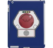 Lazer Tag Chest Sensor iPad Case/Skin
