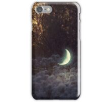 Young Pet Moon iPhone Case/Skin