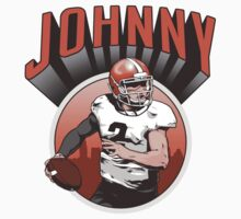 Johnny QB by WeBleedOhio
