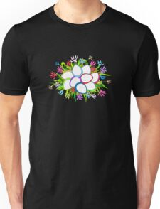 Easter Nest_color Unisex T-Shirt