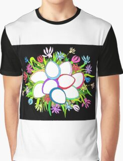 Easter Nest_color Graphic T-Shirt