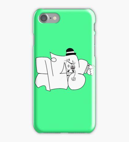 Gamble Graffiti iPhone Case/Skin