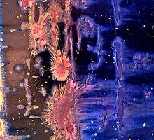 Like Day and Night Abstract by Lee Craig