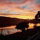 Sedgefield sunset by Rina Greeff