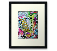 Don't Do Drugs. Framed Print