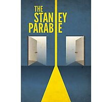 The Stanley Parable Photographic Print