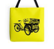 Trike Fixie Tote Bag