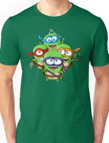 Teenage Minion Ninja Turtles Unisex T-Shirt