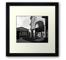 Another Day In Paradise Framed Print