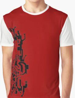 Mirror's Edge Faith digital tattoo pattern Graphic T-Shirt