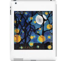 firefly dance iPad Case/Skin