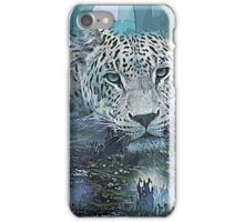 Leopard Abstract iPhone Case/Skin