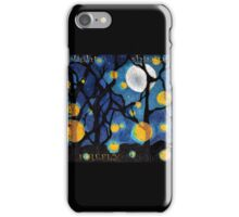 firefly dance iPhone Case/Skin