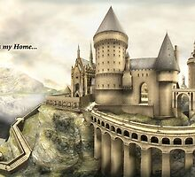 Hogwarts is my Home by chicagotheatre