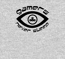 gamers never sleep Unisex T-Shirt