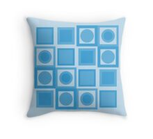 Retro 50's Cushion Set - 3 of 5 - (please read description) and Tote Bag Throw Pillow