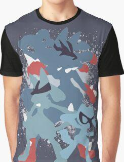 Aura's power Graphic T-Shirt