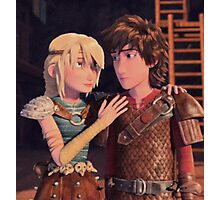 How to Train Your Dragon 16 Photographic Print