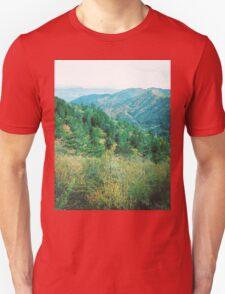 Smokey Mountains Unisex T-Shirt