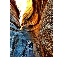 Curves of Slot Canyons Photographic Print