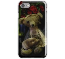 Ol' one eyed bear iPhone Case/Skin