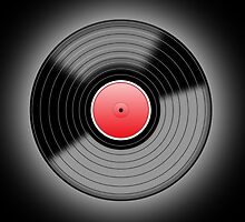 Vinyl Record 1 by Ra12