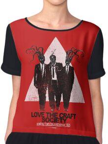 love the craft Women's Chiffon Top